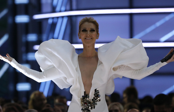 Селин Дион се възхищава на Лейди Гага