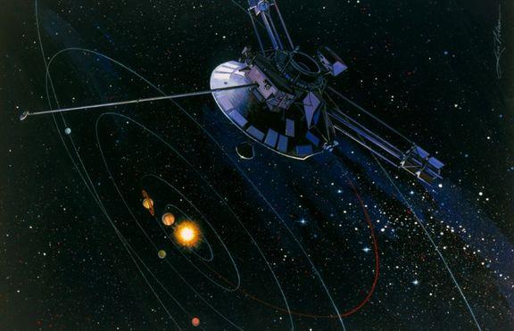 Космически апарат Пионер 10