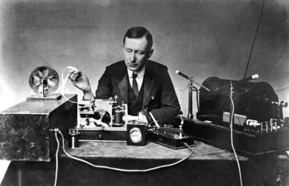 Гулиелмо Маркони и безжичната телеграфия