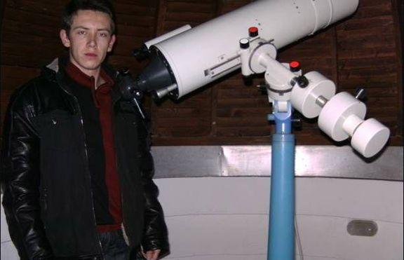 Нов астероид открит от български студент