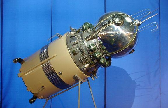 Изкуственият спътник Спутник 4