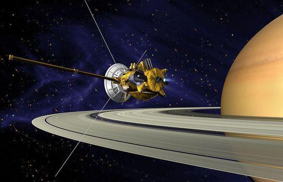 Космическият апарат Касини-Хюйгенс