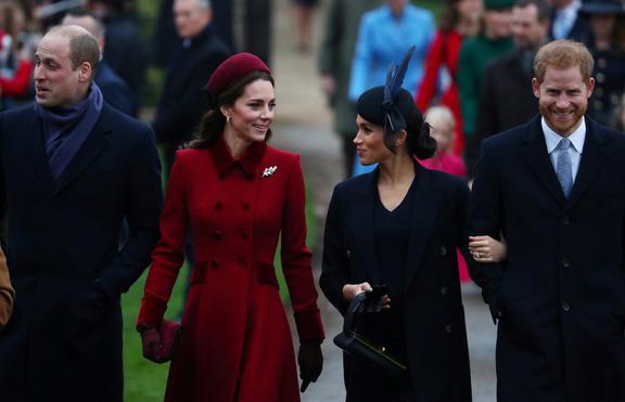 Принц Уилям обидил Хари с отношението си към Меган?
