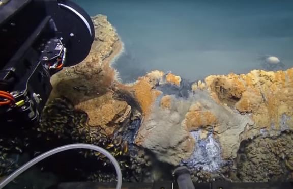 Учени откриха езеро под морето