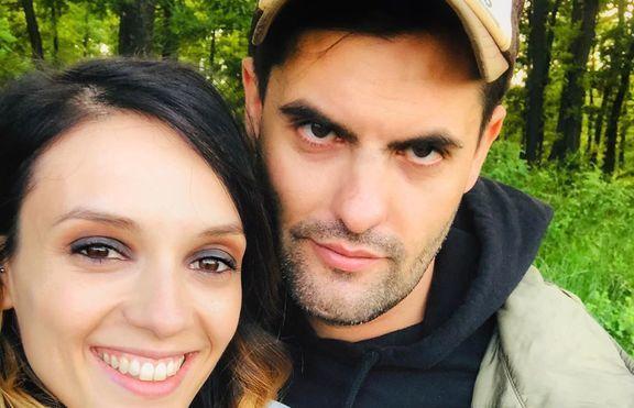 Луиза Григорова празнува 2-годишнина от сватбата