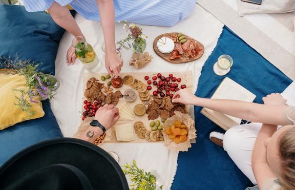 Правила за балансирано хранене и отслабване