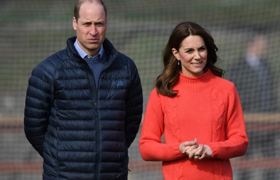 Кейт Мидълтън сдобрява кралските братя