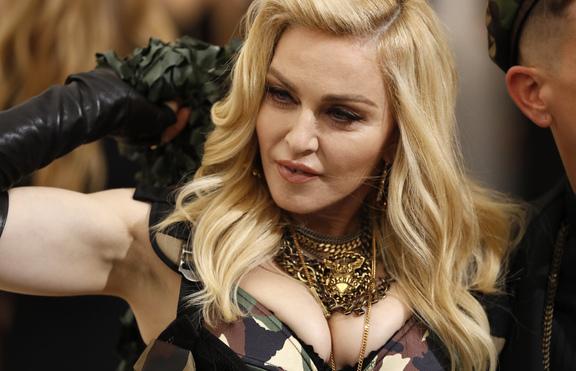 Мадона и Лейди Гага се сдобриха?