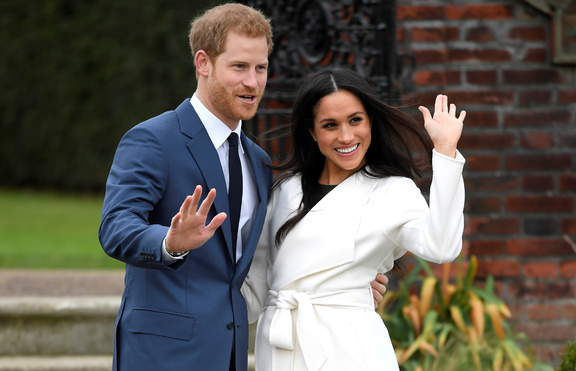 Кои са главните лица в кралската сватба?