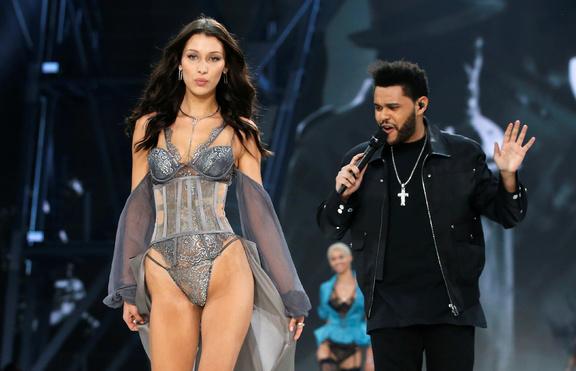 Стара песен на нов глас: Бела Хадид и The Weeknd