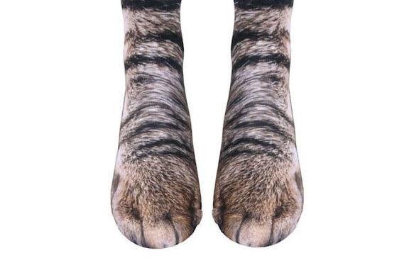 Моден хит: Животински чорапки
