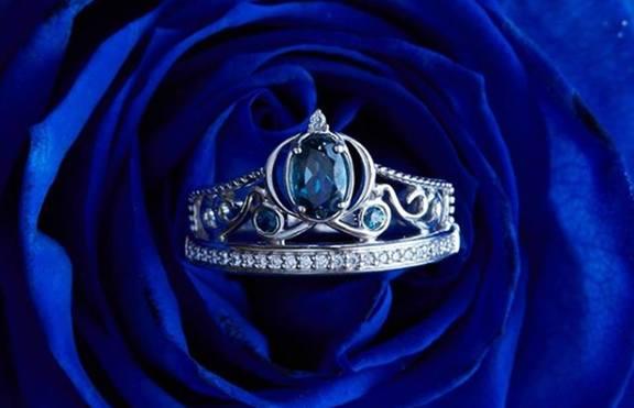 Като принцеса: Пръстени от Дисни!
