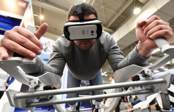 Как изглежда фитнесът във виртуална реалност?