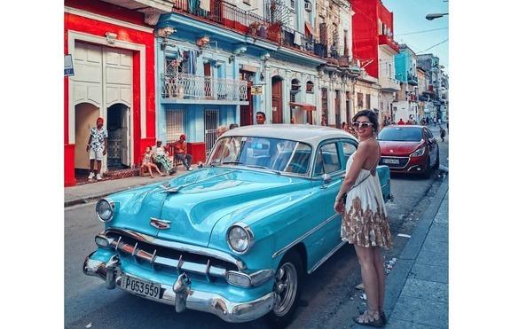 Михаела Филева и приключенията от Куба