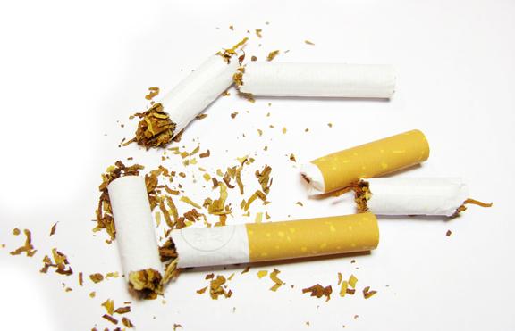 Как да откажете цигарите, без да се сдобиете с излишни килограми?