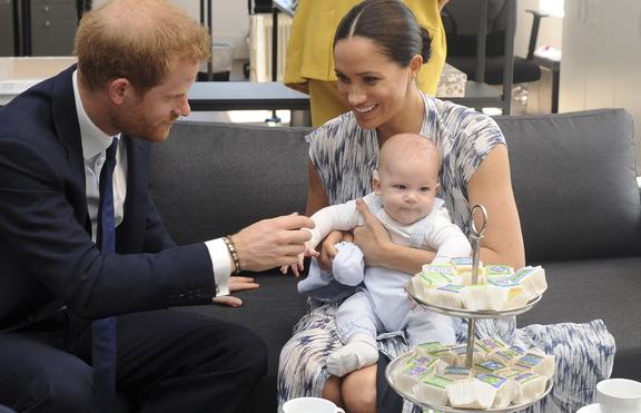 Принц Хари искал Арчи да е най-добър приятел с братовчедите си
