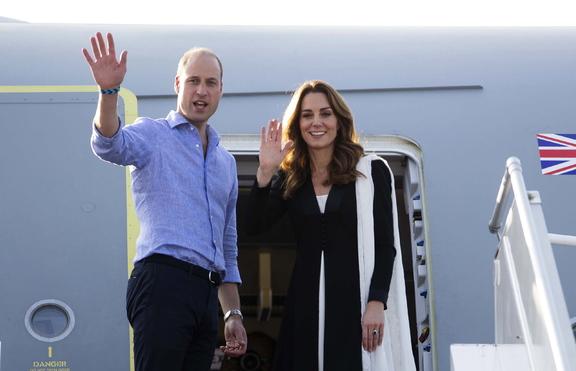 Принц Уилям и Кейт Мидълтън ще посетят Хари в САЩ