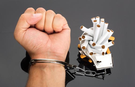 Пушачите сами си втълпяват, че цигарите имат успокояващ ефект