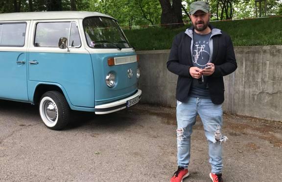 Стефан Вълдобрев с награда от международен филмов фестивал