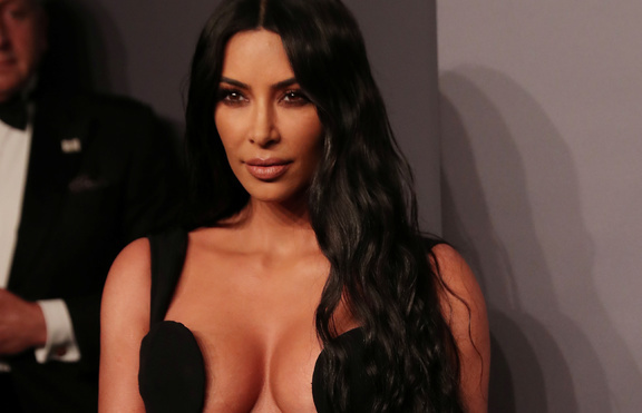 Ким Кардашян притеснена за четвъртото си дете