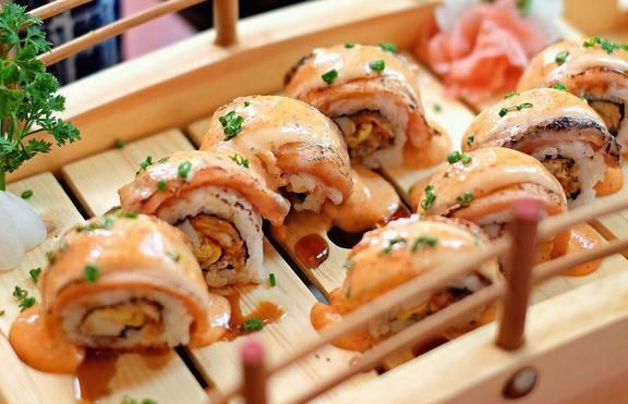 Как да направим суши у дома?
