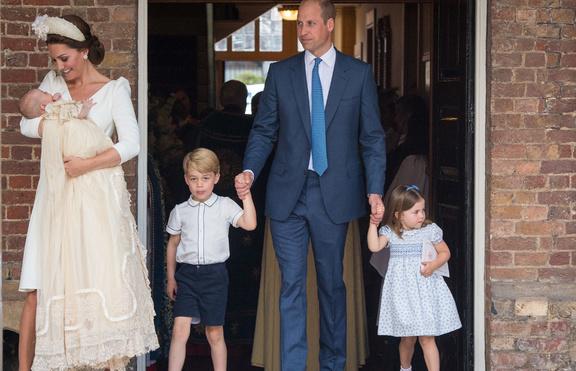 Децата на Уилям и Кейт видяли Арчи чак след 2 месеца