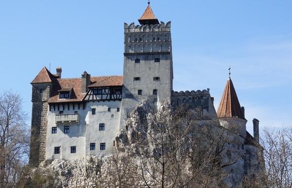 Легендарният Бран – замъкът  на Дракула