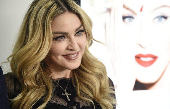 Мадона посети 5 страни за 3 седмици