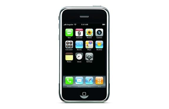 Еволюцията на iPhone от създаването му до сега