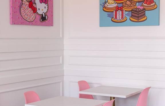 В Ървайн: Отварят кафене в стил Hello Kitty