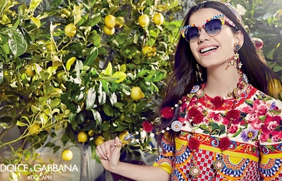 Тенденциите в слънчевите очила с Dolce & Gabbana