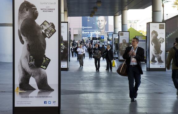 Gorilla Glass ще се предлага и в 3D вариант