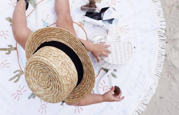 Шезлонг или кърпа на плажа?