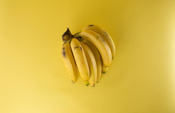 Цветът на банана издава за какво е полезен той