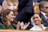 Меган Маркъл и Кейт Мидълтън се скарали заради чорапогащник