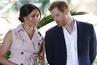 Хари и Меган в Англия за сватбата на принцеса Беатрис