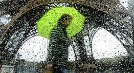 Уникални дъждовни снимки