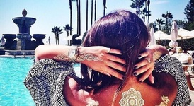 Татуировки в златно и сребърно - абсолютен хит