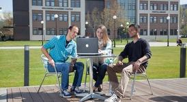 Ден на отворените врати в Американския университет