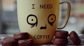 Забавни чаши за кафе