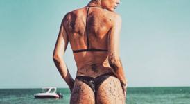 Даутцен Крус - секси в Бразилия