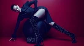 Бела Хадид- секси съблазнителка
