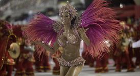 Карнавал в Рио де Жанейро 2013
