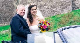 Кърсти Томпсън и нейната сватба