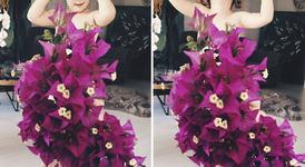 Облечи ме.. в цветя и храна