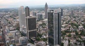 Част от най-високите сгради в Европа