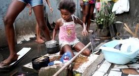Мизерия в Бразилия по време на Световното