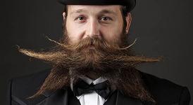 Най-яките бради и мустаци