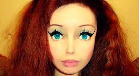 Да бъдеш като жива кукла Барби