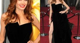 Звездни рокли - Златен Глобус, Оскари 2012